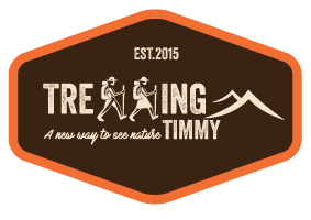 Trekking Timmy - Live, Laugh, Trek